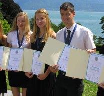 Coubertin-díjat kaptak megyénk fiataljai