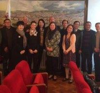 Kínai delegáció érkezett Dorogra