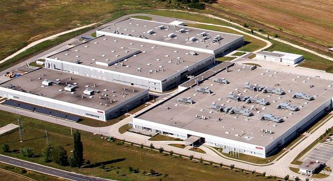 Csőgörény- és autóalkatrész gyárral bővül az ipari park