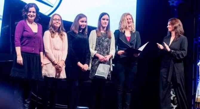 Művészeti versenyen remekeltek a dorogi diákok