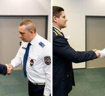 Elismerték az életmentő rendőröket
