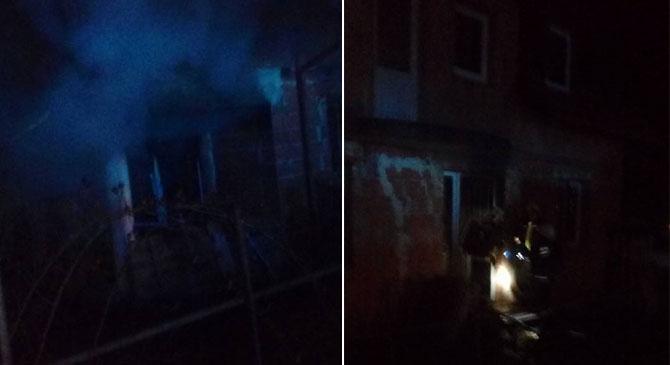 Piliscsabai tűzesethez siettek az esztergomi tűzoltók