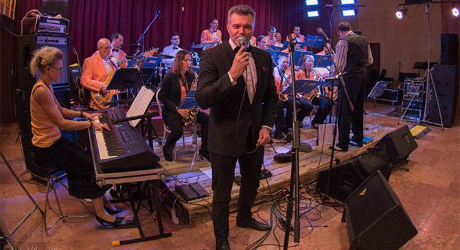 Zenészektől volt hangos a dorogi művelődési ház
