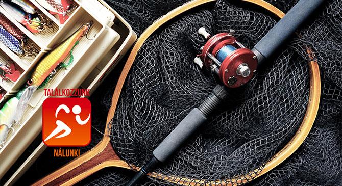 Horgászverseny Sárisápon
