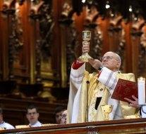 Nagycsütörtöki szentmise az esztergomi bazilikában