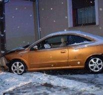 Villanyoszlopnak ütközött egy dorogi nő Nyergesújfaluban
