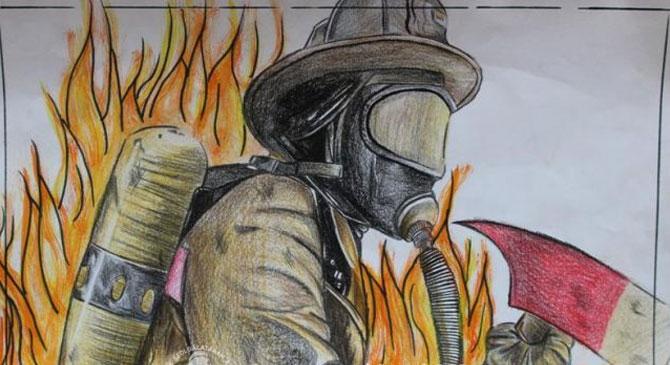 Gyerekek figyelem! Pályázatot hirdet az esztergomi tűzoltóság!