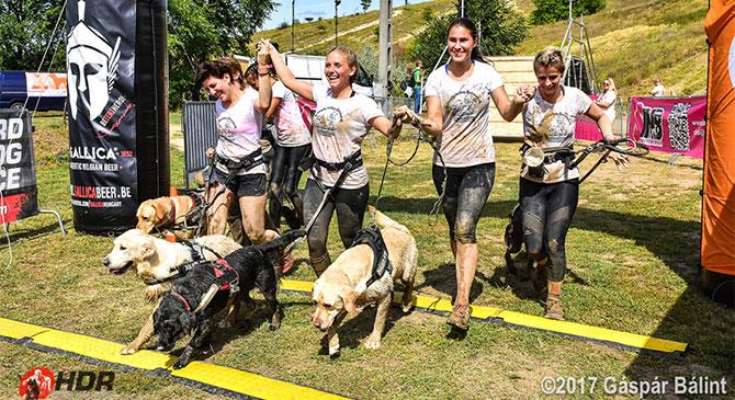 Rekord számú nevezéssel újra Hard Dog Race Piliscséven