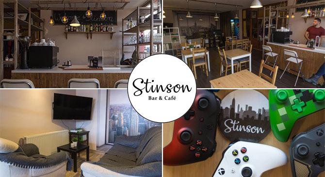 Stinson: a fiatalok új közkedvelt szórakozóhelye