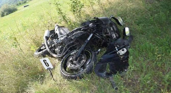 Vádat emeltek az a férfi ellen, aki egy motorossal ütközött össze