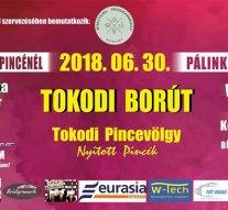 Idén is vár a Tokodi Borút