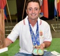 Esztergomi horgász lett a bronzérmes az Európa-bajnokságon