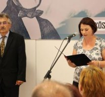 Pro Urbe Díjjal tüntették ki dr. Varga Győzőt