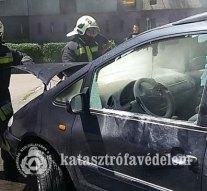 Dorogra és Nyergesújfalura is riasztották a tűzoltókat szombaton