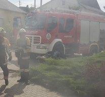 Tűzoltó is kerülhet bajba