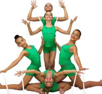 Ritmikus gimnasztika tanfolyam Dorogon!