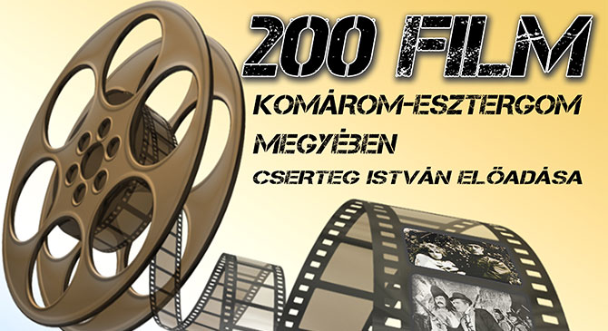 Dorogon a megye filmtörténete: 100 év – 200 film