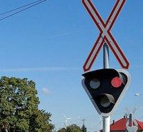 Óvatosan a vasúti átjáróknál!