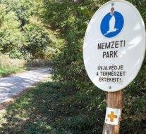 Új szakasszal bővült a sárga kereszt jelzésű turistaút