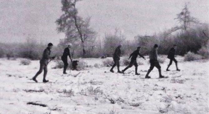 111 éve rendezték meg az ország első síversenyét Dorog és Csolnok között