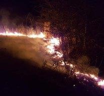 Bajótot és Ebszőnybányát sem kímélték a lángok