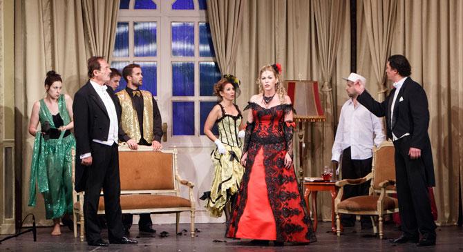 Színházi előadás Dorogon