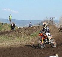 Motocross Bajnokságot rendeztek Esztergom-kertvárosban