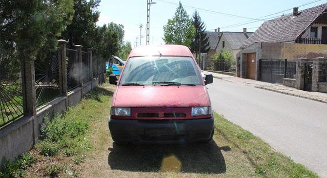 Hét autót is elkötöttek térségünkben, most elcsípték őket!