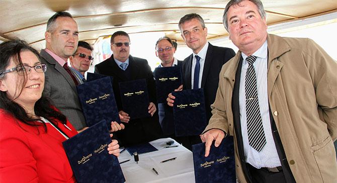 Összefogás a Dunamente turisztikai térség fejlesztéséért