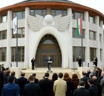 Felavatták az Avicenna Közel-Kelet Kutatások Intézete épületét Piliscsabán