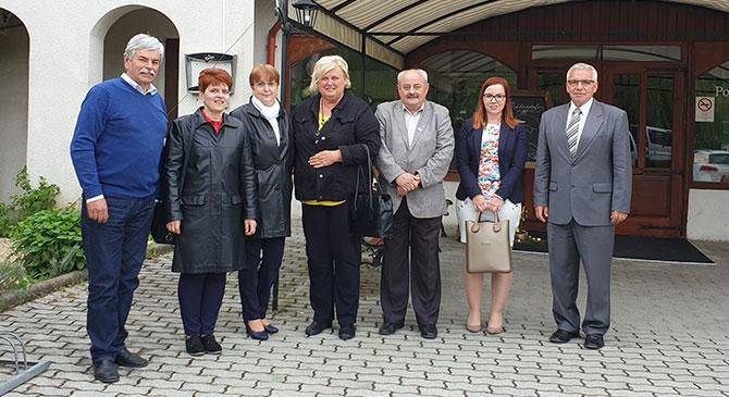 A Duna-Pilis-Gerecse térség jövőjéről beszélgettek