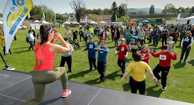 Nagy sikerrel zárult az esztergomi Mozgásban az erő sportnap!
