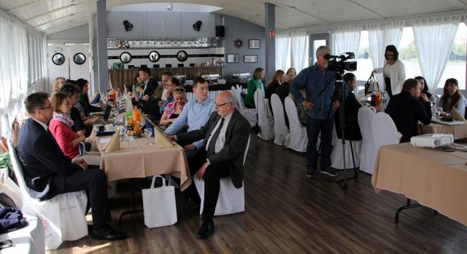 Szezonnyitó rendezvényt tartottak a térségi turisztikai szervezetek