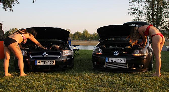 III .VW és Konszern Beach Találkozó