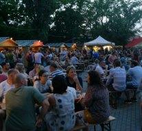 A múlt hétvégén hivatalosan is megnyitották a nyarat Dorogon