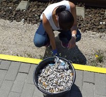 Cigaretta csikkekért vásárlási utalványt kapnak a dorogiak