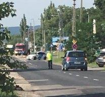 Teljes útzár: gázvezetéket szakítottak át Esztergom-kertvárosban