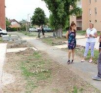 Új játszóteret építenek Dorogon
