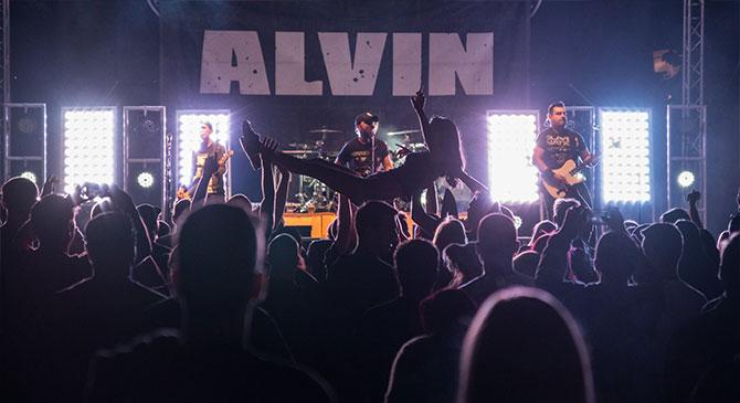 Több mint 20 zenekar lépett fel a Sportalshow Fesztiválon!