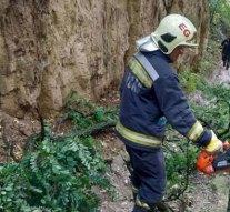 Viharkárokhoz siettek térségünk tűzoltói
