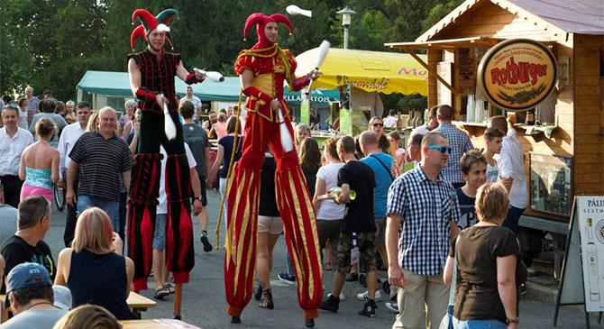 Már csak néhány nap és elkezdődik Esztergom legnagyobb gasztronómiai fesztiválja