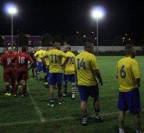 Nagy sikerrel zárult A Futball Éjszakája Esztergomban