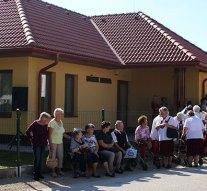 Szociális alapellátó központ épült Nagysápon