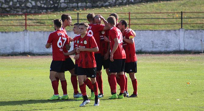 Három góllal nyertek a dorogiak a budaörsiek ellen!