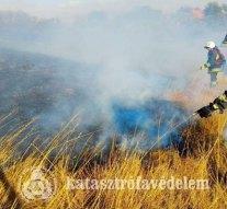Viharkárokhoz és tűzesethez siettek a tűzoltók