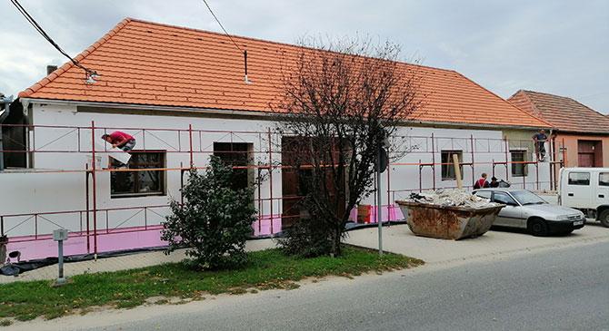 Szociális alapellátó központ nyílt Piliscséven