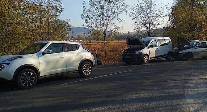 Két baleset is történt vasárnap kora délután