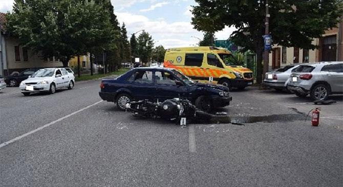 Súlyos sérüléssel járó balesetet okozott