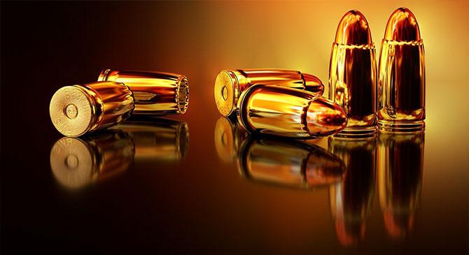 Közel száz lőszert tartott otthonában egy dorogi férfi