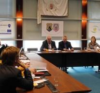 Ülést tartott a Megyei Foglalkoztatási Paktum